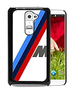 Fashionable And Unique Designed Cover Case With Bmw M Sport Black For LG G2 Phone Case