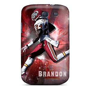 LMAqEaF8656MxYTk Matheilliams Awesome Case Cover Compatible With Galaxy S3 - Brandon Flowers Kansas City Chiefs Player
