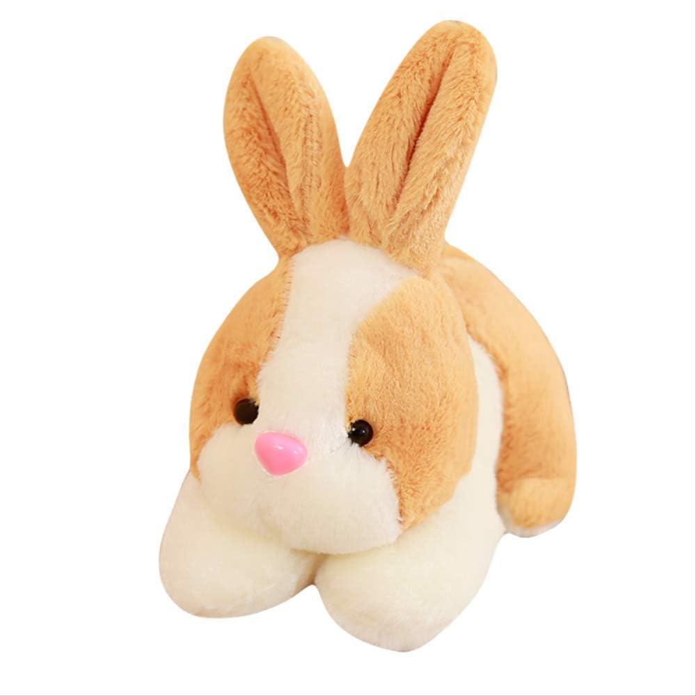 Wmai Conejo De Peluche De Juguete 22 Cm, Muñeca Linda Mini Adornos De Peluche De Juguete para Bebés Que Acompañan El Regalo De Cumpleaños