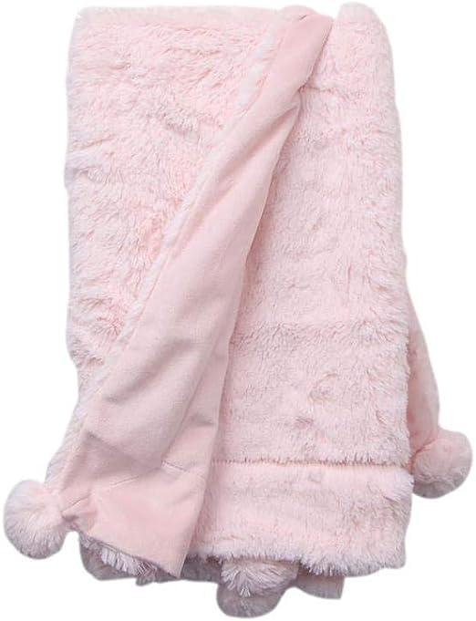 Manta de algodón hipoalergénica para el hogar, Manta de Punto 76 x ...