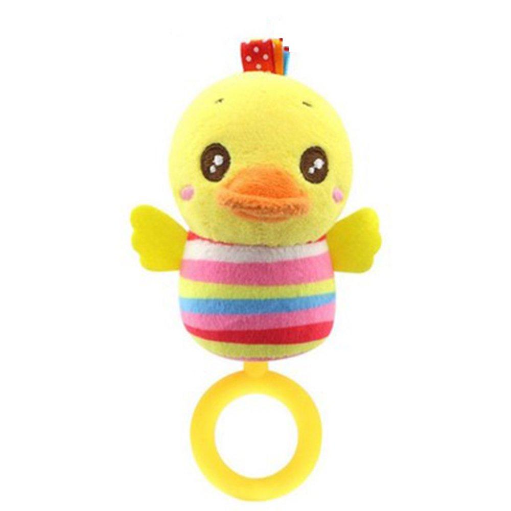 Rrunzfon Juguete Infantil Toy Colgantes con Campana Sonajero Bebes para Cochecito Cuna 6.5*11.5cm: Amazon.es: Juguetes y juegos