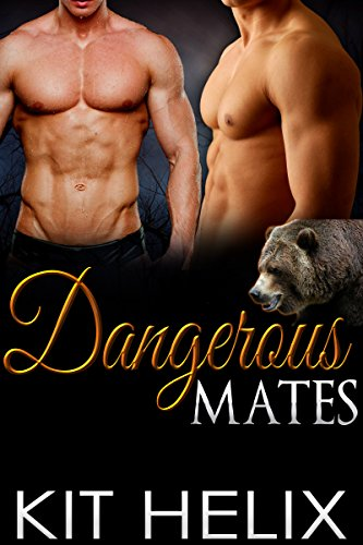 Dangerous Mates (BBW Paranormal Shapeshifter Erotic Romance - Alpha Male Menage): Desired by the Alphas (Alpha Augury Book 3)