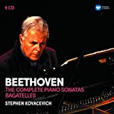 Classical Music : Beethoven: The 32 Piano Sonatas, Bagatelles (9CD)