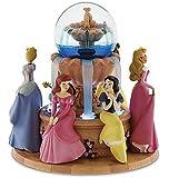Disney Princess Snowglobe Musical Wishing Fountain