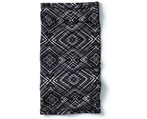 Smartwool Merino 150 Printed Neck Gaiter (Black) (Smartwool Neck Gaiter)