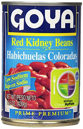 Goya Red Kidney Beans, Pack of 24 by Goya