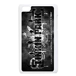 High quality Rock band Pop-Linkin Park protective case cover FOR IPod Touch 4th LHSB9688498