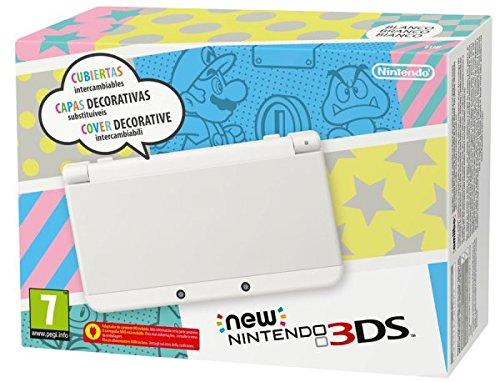 New Nintendo 3DS - Consola, Color Blanco: Amazon.es: Videojuegos