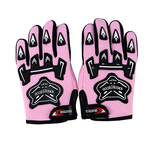 Kids Motorbike Gloves - 5