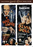 Mad Love (1935) & The Devil Doll (1936