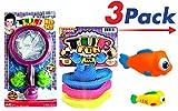 Best Baby Einstein Baby Tub Toys - Bathtub Toy Bundle by 2GoodShop | 2 Fish Review