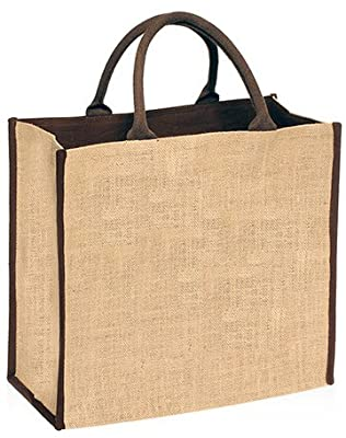 Aum! Eco Friendly Large Grocery Jute Bag