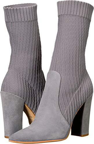 Dolce Vita Women's Elon Fashion Boot, Smoke Suede, 8.5 Medium US by Dolce Vita
