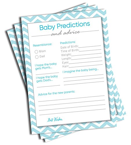 50 Baby Predictions Advice 50 cards product image