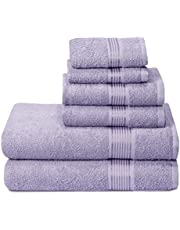 Glamburg 360GSM 6Pack Towel Set