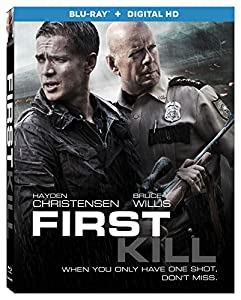Cover Image for 'First Kill [Blu-ray + Digital HD]'