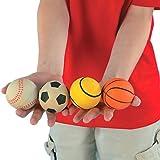 BSN Deportes hi-bounce spongey Sport Balls