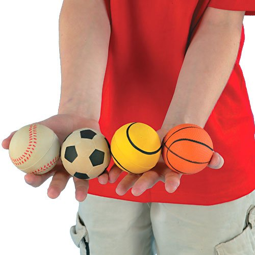 BSN Deportes hi-Bounce Esponjoso Pelotas de Deporte BSN Sports 1126679