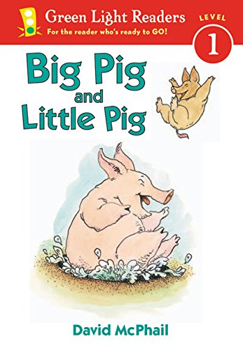Read Online Big Pig and Little Pig (Green Light Readers Level 1) pdf