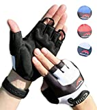 Cycling Gloves Mountain Bike Gloves Road Racing Bicycle Gloves for Biking, Mountain Biking