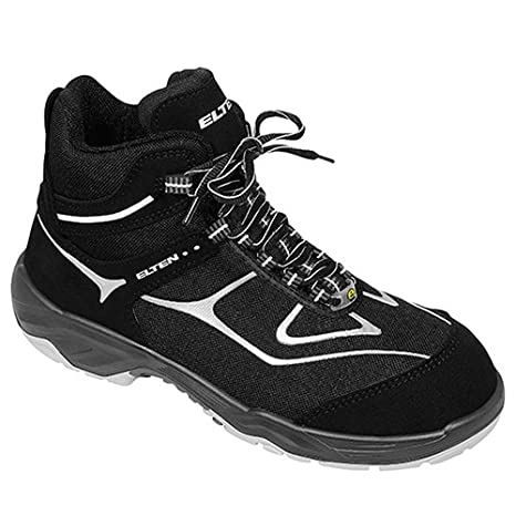 Cofra White ESD safety shoes S3, WhiteGrey