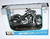 Maisto - KAWASAKI VULCAN 2000 Moto Moulage Sous Pression Modèle Échelle 1:18