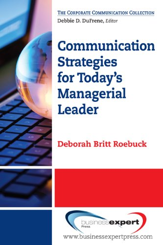Amazon communication strategies for todays managerial leader communication strategies for todays managerial leader by roebuck deobrah britt fandeluxe Images