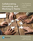 img - for Collaborating, Consulting and Working in Teams for Students with Special Needs (8th Edition) book / textbook / text book