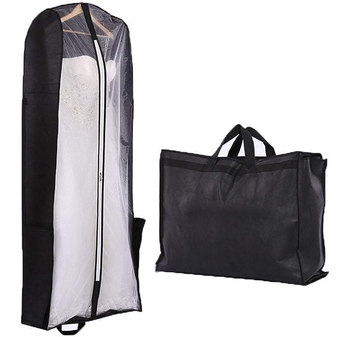 Amazon.com: FTBY TBFY - Bolsa para vestidos de boda para ...