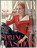 Harper`s Bazaar U.K. Edition (Nicole Kidman,March 2016)