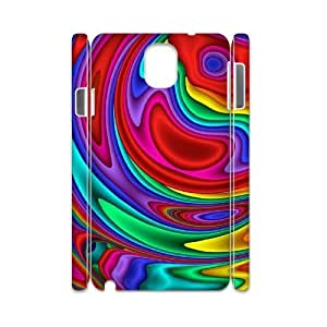 HEHEDE Phone Case Of Zebra Skin Fashion Style Colorful Painted For Samsung Galaxy Note 3 N9000