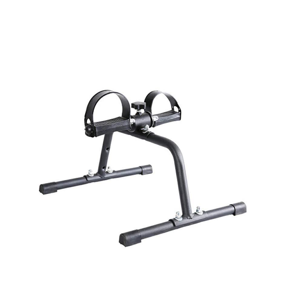 RXRENXIA Klappbares Mini-Fahrrad, Mini Bike Heimtrainer FüR Arm- Beintraining Hometrainer, Pedaltrainer FüR Muskelaufbau, Ausdauertraining