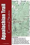 Appalachian Trail - Central States, K. Parks, 1477426590