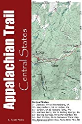 Appalachian Trail - Central States (Volume 2)