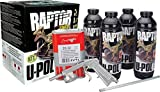 U-Pol Raptor TINTABLE Urethane Spray-On Truck Bed Liner Kit w/ GUN UPOL 820