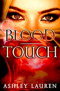 Blood Touch by Ashley Lauren ebook deal