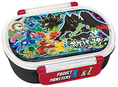 Skater tight lunch box Pokemon XY & Z 360ml QA2BA