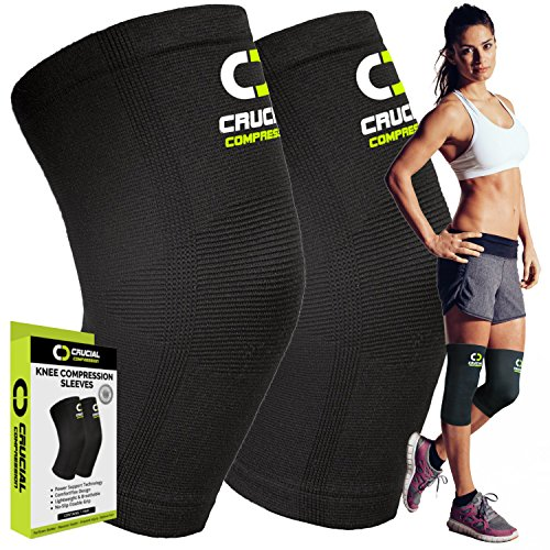 Knee Compression Sleeves Pair Protection product image