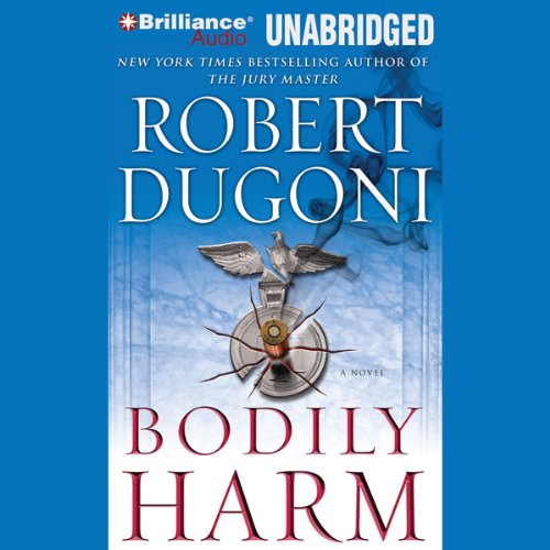 Bargain Audio Book - Bodily Harm