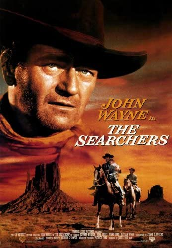Image result for the searchers poster