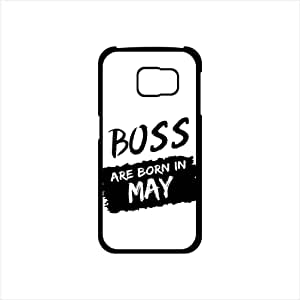 Fmstyles - Samsung S6 Mobile Case - Boss Are Born In May