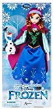 Best Disney Frozen Dolls - Disney Frozen Anna Classic Doll with Olaf Figure Review