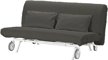Ikea Ps Lovas Divano Letto.Sofa Work Sostituzione Cotone Lovas Copertura Ps E Su Misura Per