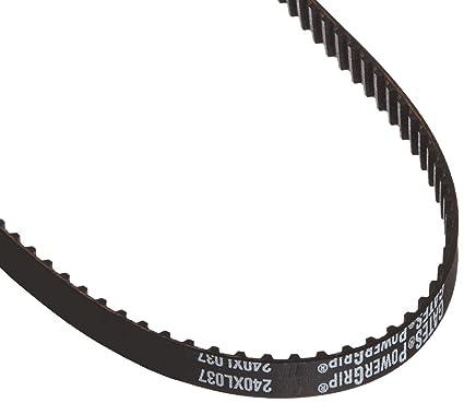 Length 16.0 in 80 Teeth Gearbelt XL