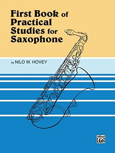 (Practical Studies for Saxophone Book 1)