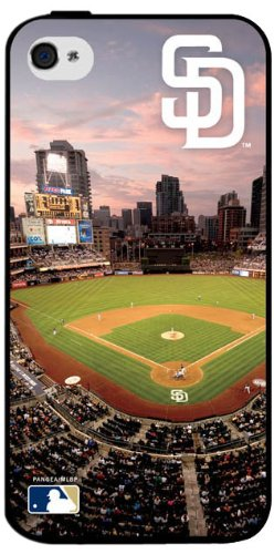 MLB San Diego Padres Iphone 4/4s Hard Cover (San Diego Padres Stadium)