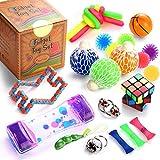 Sensory Fidget Toys Set, 25 Pcs., Stress Relief and