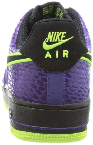 NIKE Air Courtballistec 4.1, Scarpe da tennis uomo Viola / Nero