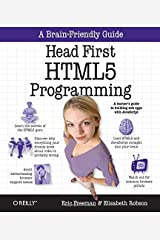 Head First HTML5 Programming: Building Web Apps with JavaScript Paperback
