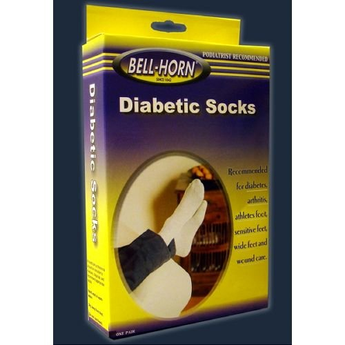 Seamfree Diabetic Socks (Seamfree Xtra Diabetic Socks (Medium, Black))